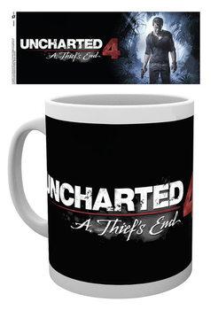 Uncharted 4 - A Thief's End bögre
