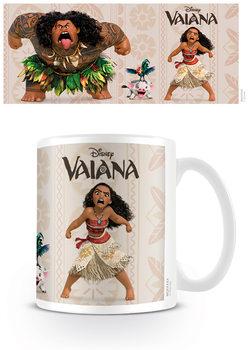 Vaiana - Characters bögre