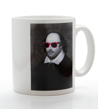 William Shakespeare - Big Willy Style bögre