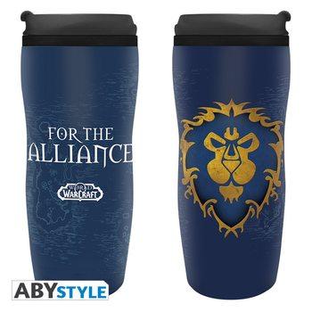 World Of Warcraft - Alliance bögre