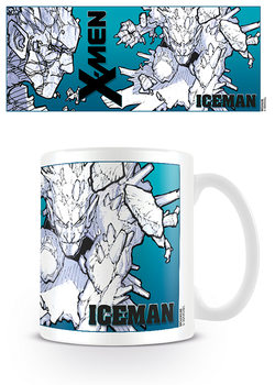 X-Men - Iceman bögre