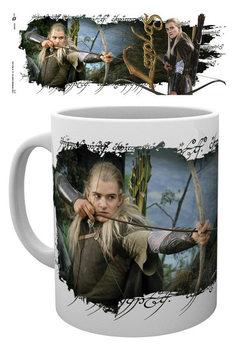 Yu Gi Oh! - Lord of the Rings - Legolas bögre