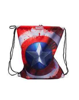 Bolso  Marvel - Captain America