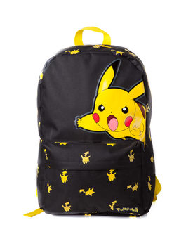 Bolso  Pokemon - Big Pikachu