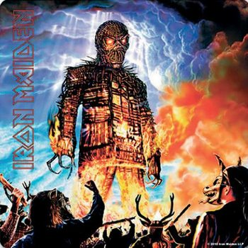 Iron Maiden – Wicker Man Bordskåner