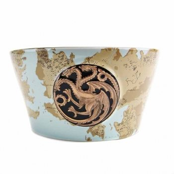 Bowl Game of Thrones - Plaque & Map Посуд