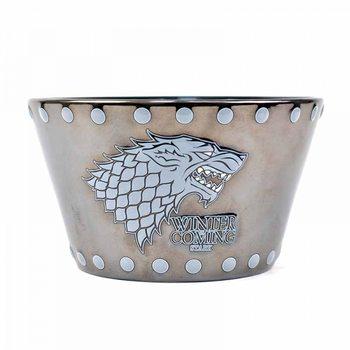 Bowl Game of Thrones - Stark & Stud Relief Съдове