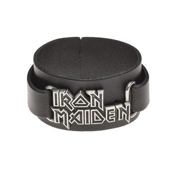 Bransoletka Iron Maiden - Logo