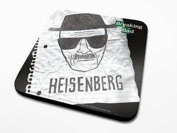 Breaking Bad (Totál Szívás) - Heisenberg Paper alátét
