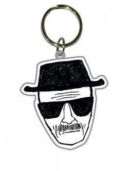 Breaking Bad (Totál Szívás) - Heisenberg suit kulcsatartó