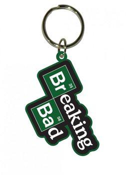 Breaking Bad (Totál Szívás) - Logo kulcsatartó