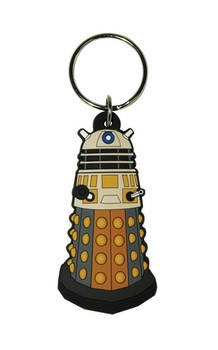 DOCTOR WHO - dalek front Breloc