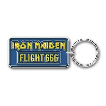 Iron Maiden - Flight 666 Breloc