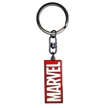 Marvel - Marvel logo Breloc