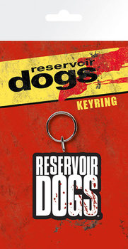 Reservoir Dogs - Logo Square Breloc