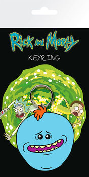 Rick And Morty - Meeseeks Breloc