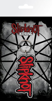 Slipknot - Logo Breloc