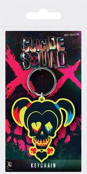 Suicide Squad - Harley Quinn Skull Breloc