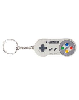 Super Nintendo - Controller Breloc