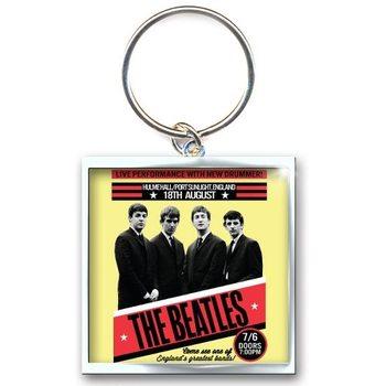 The Beatles - Port Sunlight Breloc