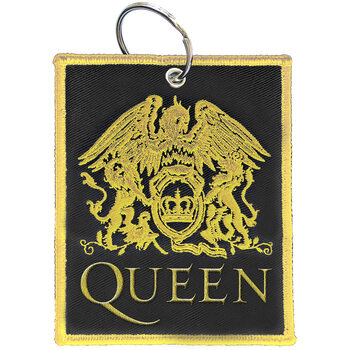 Queen - Classic Crest Breloczek
