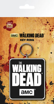 The Walking Dead - Logo Breloczek