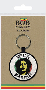 Breloczek Bob Marley - one love