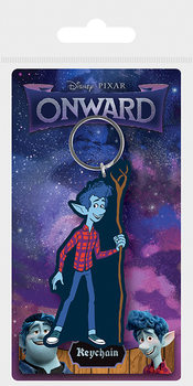 Breloczek Onward (Naprzód) - Ian