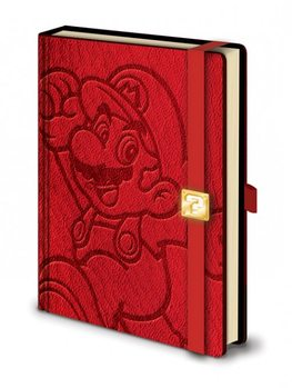 Mario - A5 Premium notebook Brevpapper