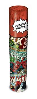 Marvel - Pencil Tube Brevpapper
