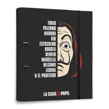 Skrivtillbehör Money Heist (La Casa De Papel)
