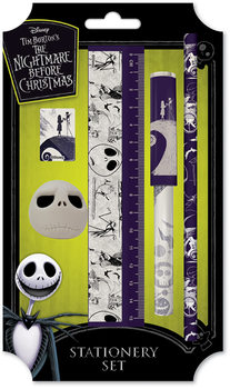 Nightmare Before Christmas - Spiral Hill Brevpapper