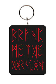 Bring Me The Horizon - Logo Red kulcsatartó