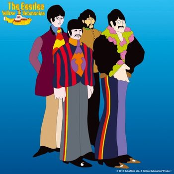 The Beatles – Sub Band Buque costero