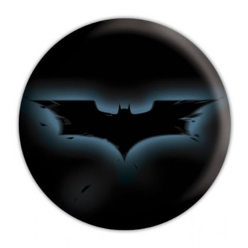 BATMAN - logo button