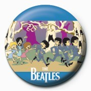 BEATLES (CHASE TOONS) button
