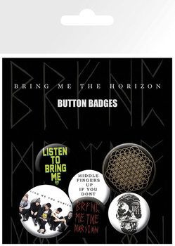 Button BRING ME THE HORIZON