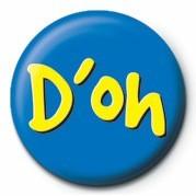 D'OH button