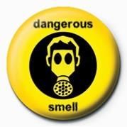 DANGEROUS SMELL button