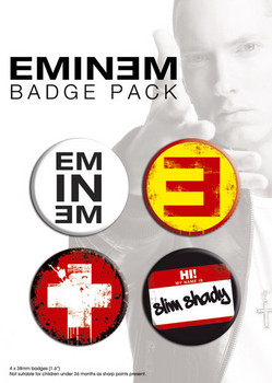 EMINEM button