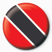 Flag - Trinidad & Tobago button