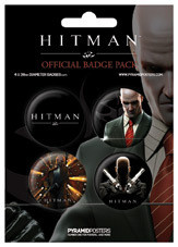 HITMAN button