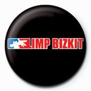 Limp Bizkit - Mic Logo button