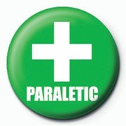 PARALETIC button