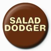 Salad Dodger button