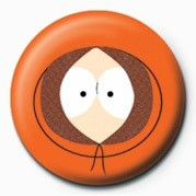 South Park (KENNY) button