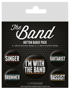 Button The Band