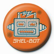 The Big Bang Theory - Shlebot button