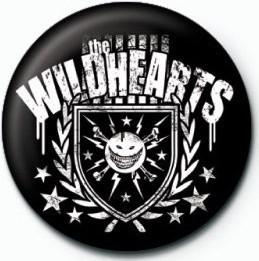 WILDHEARTS (CREST) button