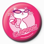WithIt (Glamour Puss) button